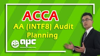 ACCA f8 online course Audit Planning
