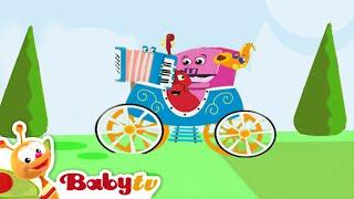 Jammers Akordiyon Çalıyor - BabyTV Türkçe