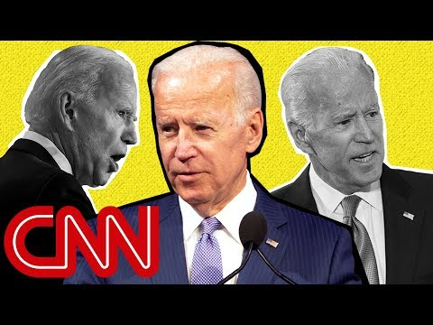 Joe Biden's big 2020 problem