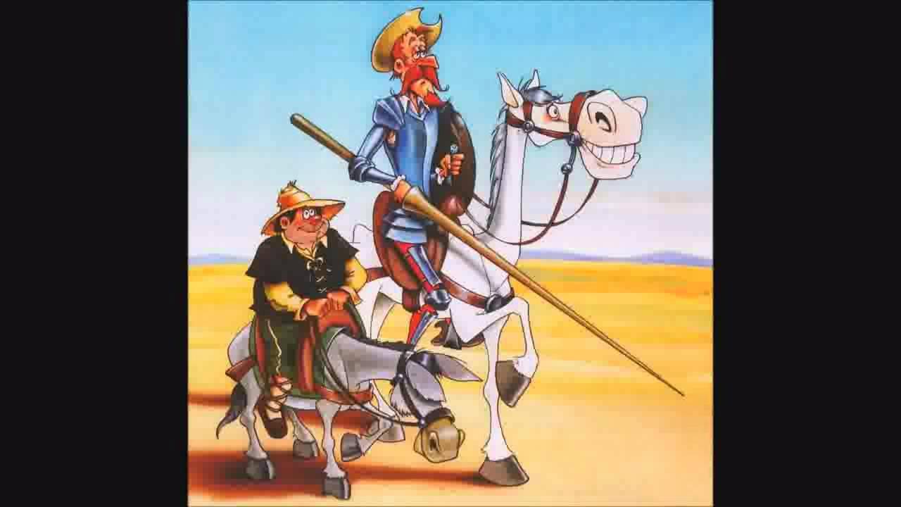 el quijote de mancha