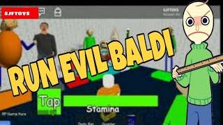 New Baldi Basics Christmas Game Play in Roblox #BALDISBASICS #ROBLOX