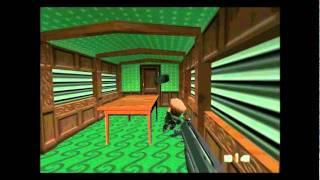 007 Goldeneye PC -DK Mode Gameplay -Train