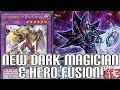 NEW DARK MAGICIAN RITUAL & HERO FUSION! | Yu-Gi-Oh! 20th Cards!