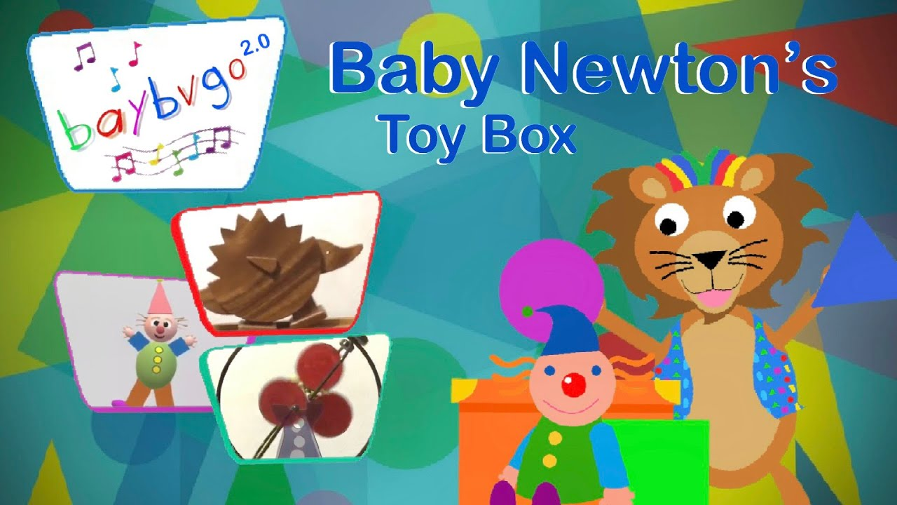 Baby Newtons Toy Box A Mini Movie Youtube