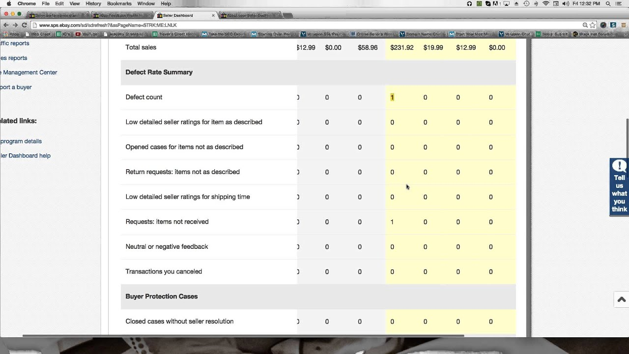 Ebay Seller Performance Standards How To Stay In Good Standing With Ebay Youtube