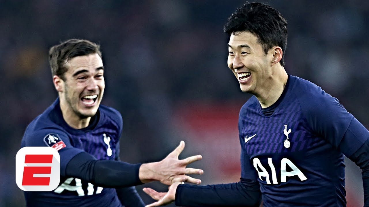 Southampton vs. Tottenham reaction: Son Heung-min's goal should never have stood! – Nicol | FA Cup