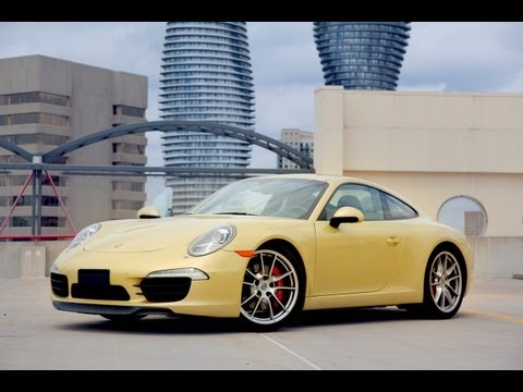 2013 Porsche 911 Carrera S Review