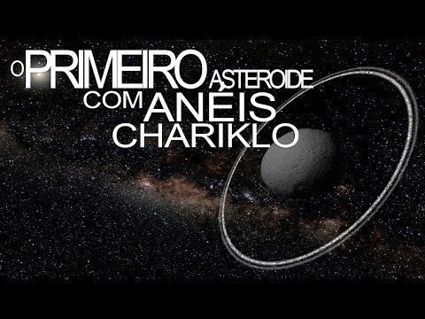 O Primeiro Asteroide com Anéis - Chariklo - HD