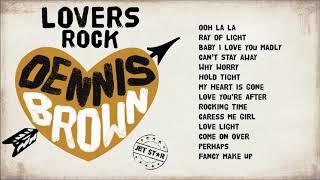 Pure Old Skool Lovers Rock Mix - Best Of Dennis Brown    Jet Star Music