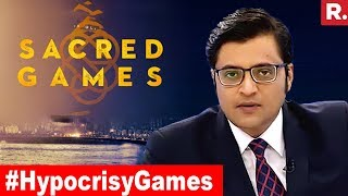 #HypocrisyGames - Bollywood Lobby Won't Fight For Their Own? | The Debate With Arnab Goswami