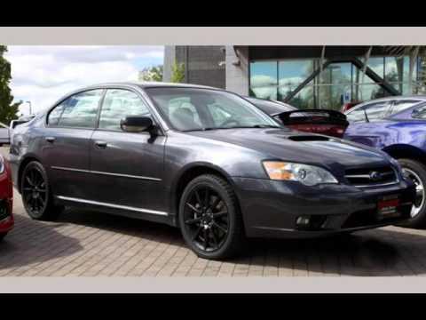 2007 Subaru Legacy 2.5 GT spec.B for sale in RENO, NV - YouTube