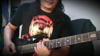 XPDC....C-I-N-T-A  guitar solo cover