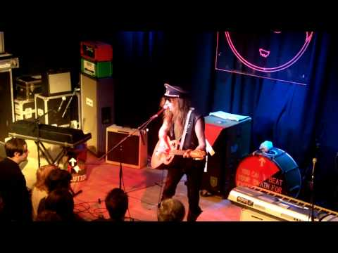 JULIAN COPE - Upwards At 45 Degrees - Live @ Band On The Wall, Manchester 24.02.11