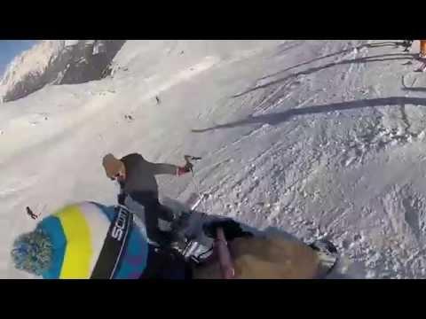 Ski ISTY 2015 Valfrejus