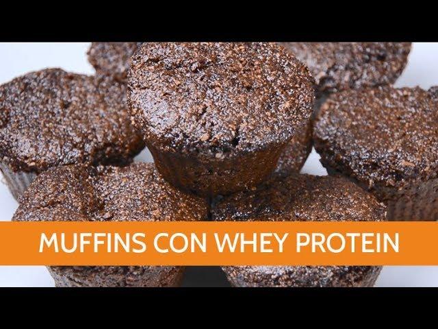 Muffins con Whey Protein