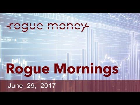 Rogue Mornings - FBI Director McCabe, Venezuelan Coup, Vatican Arrest (06/29/2017)
