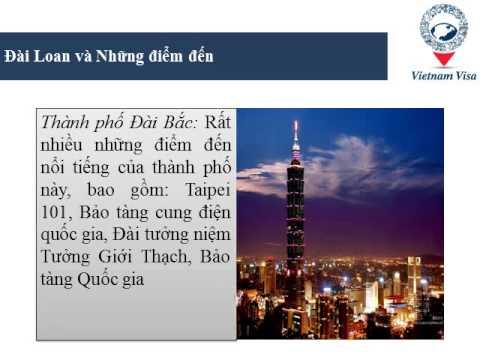 Vé máy bay Vietnam Airlines đi Đài Loan