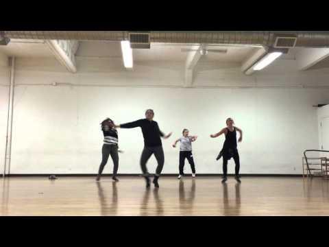 Toni Braxton - You're Makin' Me High - Choreography by Leslie Panitchpakdi