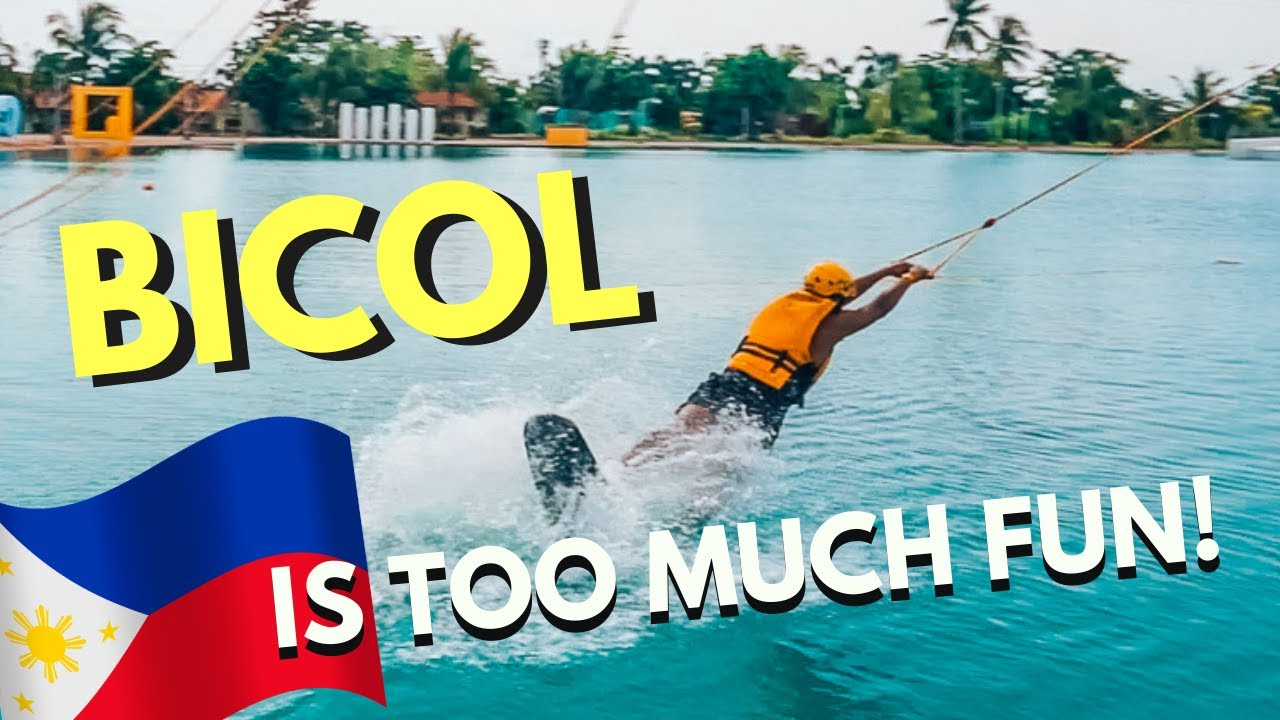 I FAILED terribly in BICOL but it was FUN! - Camarines Sur Travel Vlog