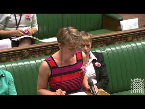 Yvette Cooper's speech to the House of Commons 13th July 2013
