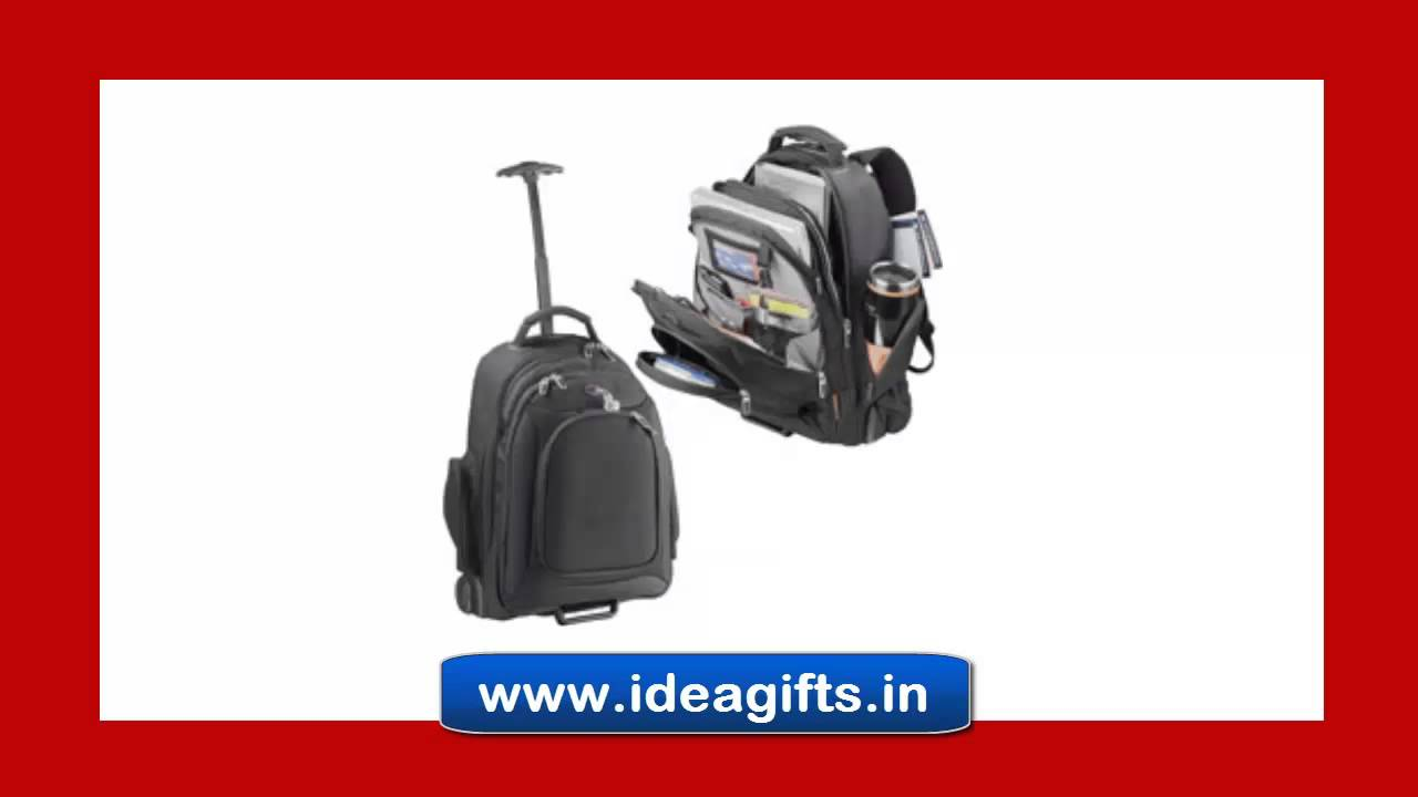 Laptop Trolley Backpack Bags Designer Bags For Corporate