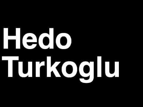 How To Pronounce Hedo Turkoglu Orlando Magic Nba Basketball Player Runforthecube Youtube De wikipedia, la enciclopedia libre. how to pronounce hedo turkoglu orlando magic nba basketball player runforthecube