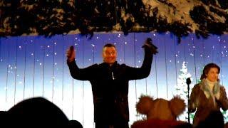 как пьяный Кличко зажигает ёлку в Киеве! 19.12.2018