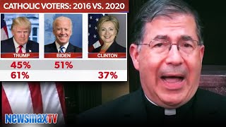 Why would a Catholic vote Democrat? Father Frank Pavone reacts