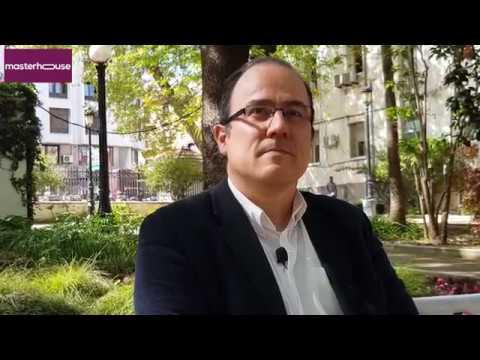 El Protagonista de la Semana: Ignacio Holgado, portavoz del grupo municipal de Ciudadanos en Algeciras