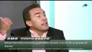 Buyo cuenta su versión del gol de Pier en Tenerife
