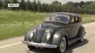 Klassiker : Chrysler Airflow   -   Oldtimer Video ....................Oeni