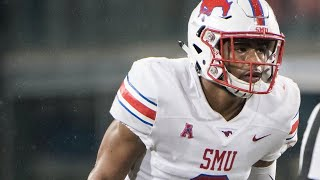 Most Underrated Safety in CFB || Official Rodney Clemons SMU Junior Highlights
