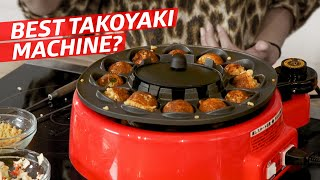 What Is the Best Way to Make Takoyaki (Octopus Balls) at Home? - The Kitchen Gadget Test Show