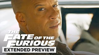The Fate of the Furious | Vin Diesel s Cuban Street Race