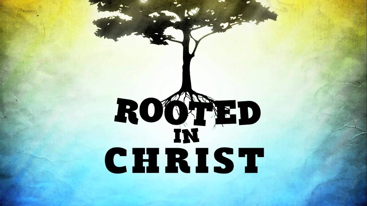 rooted in christ   youtube