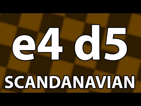 Chess Openings: How to Play the Scandinavian!
