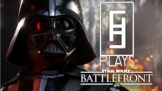 Forced Fable Plays: Star Wars Battlefront