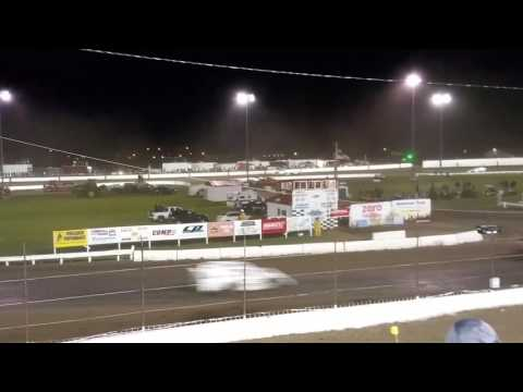 Inaugural Super Modified Weekend $20,000 to win Sportmod feature at Farley Speedway