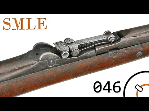 Small Arms of WWI Primer 046: British Short, Magazine Lee-Enfield