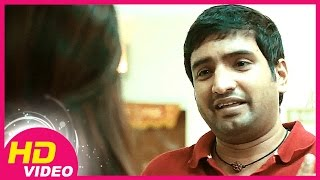 Raja Rani | Tamil Movie | Scenes | Clips | Comedy | Songs | Santhanam narrates to Nayanthara
