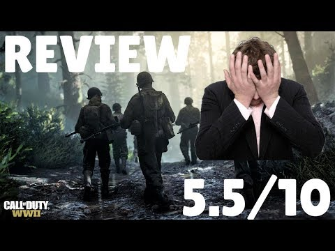 Call Of Duty World War 2 IS A MAJOR FAILURE! COD WW2 REVIEW | Should You Buy It?