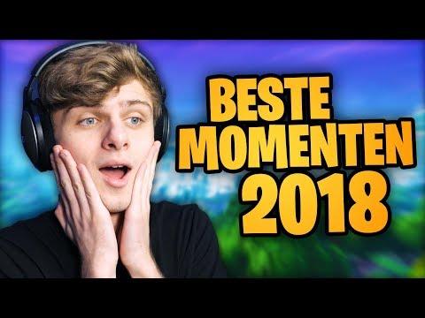 MIJN BESTE FORTNITE MOMENTEN VAN 2018