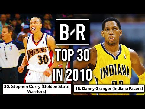 Looking Back At Bleacher Report's Top 30 NBA Players List From 2010