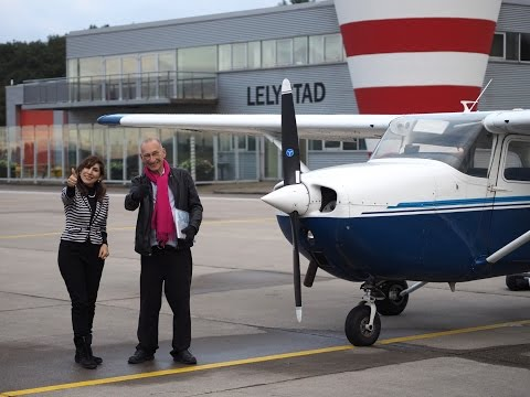 Discovering Amsterdam by Land Sea & Air