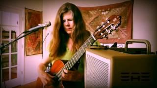 Elite Acoustics A1-4 (A1BR8) Rechargeable Acoustic AMP Review by Michelle Qureshi