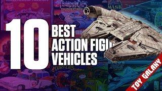 Top 10 Best Action Figure Vehicles | List Show #60
