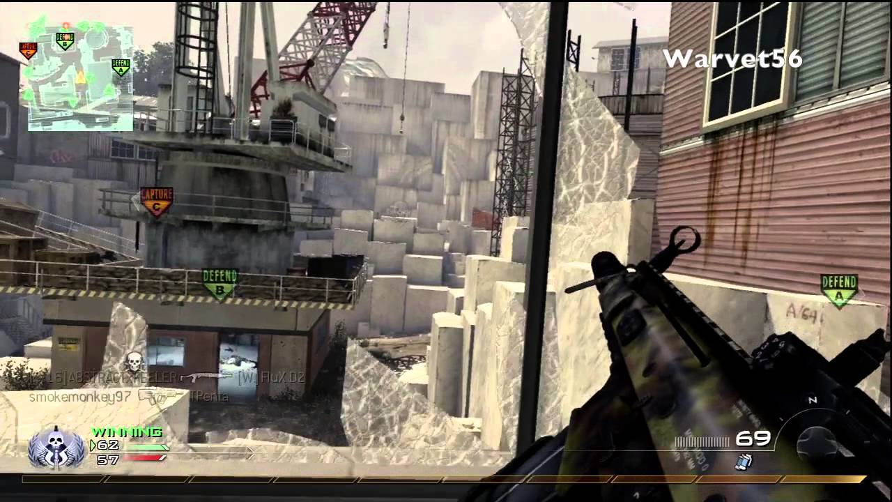 MW2 - Tactical Nuke Incoming