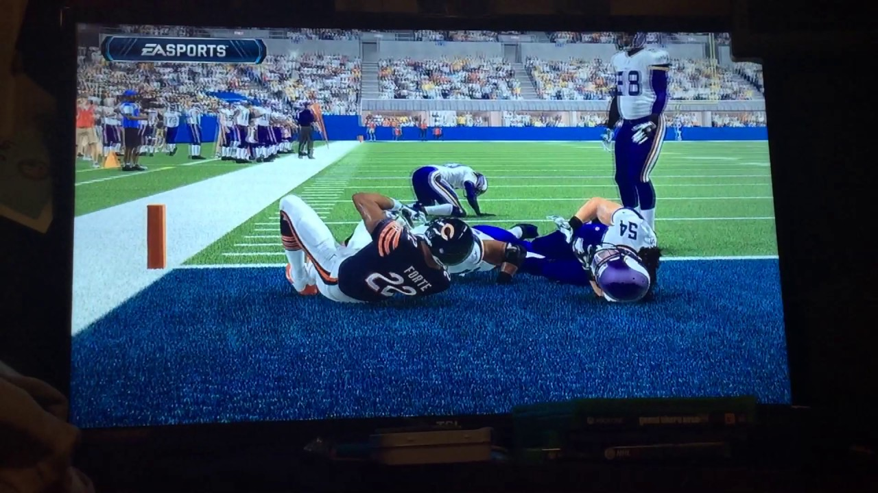 1 Point Safety >> Can I Get A 1 Point Safety Madden 16