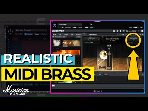How to Make MIDI Brass Sound Realistic