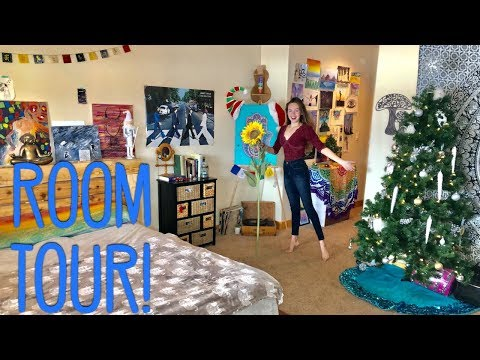 ASMR~ Long Awaited ROOM TOUR